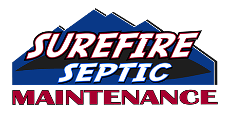 Surefire Septic Maintenance Logo